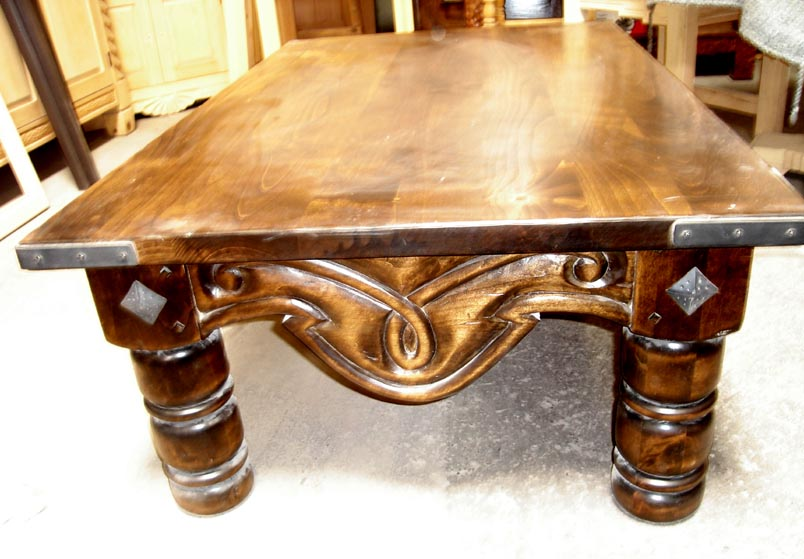 Spanish Colonial Table