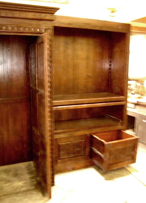 Spanish Colonial Office Furniture