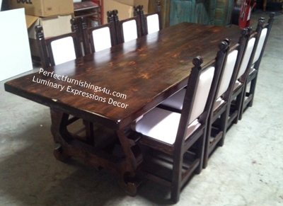 Old World Dining Table VMR711